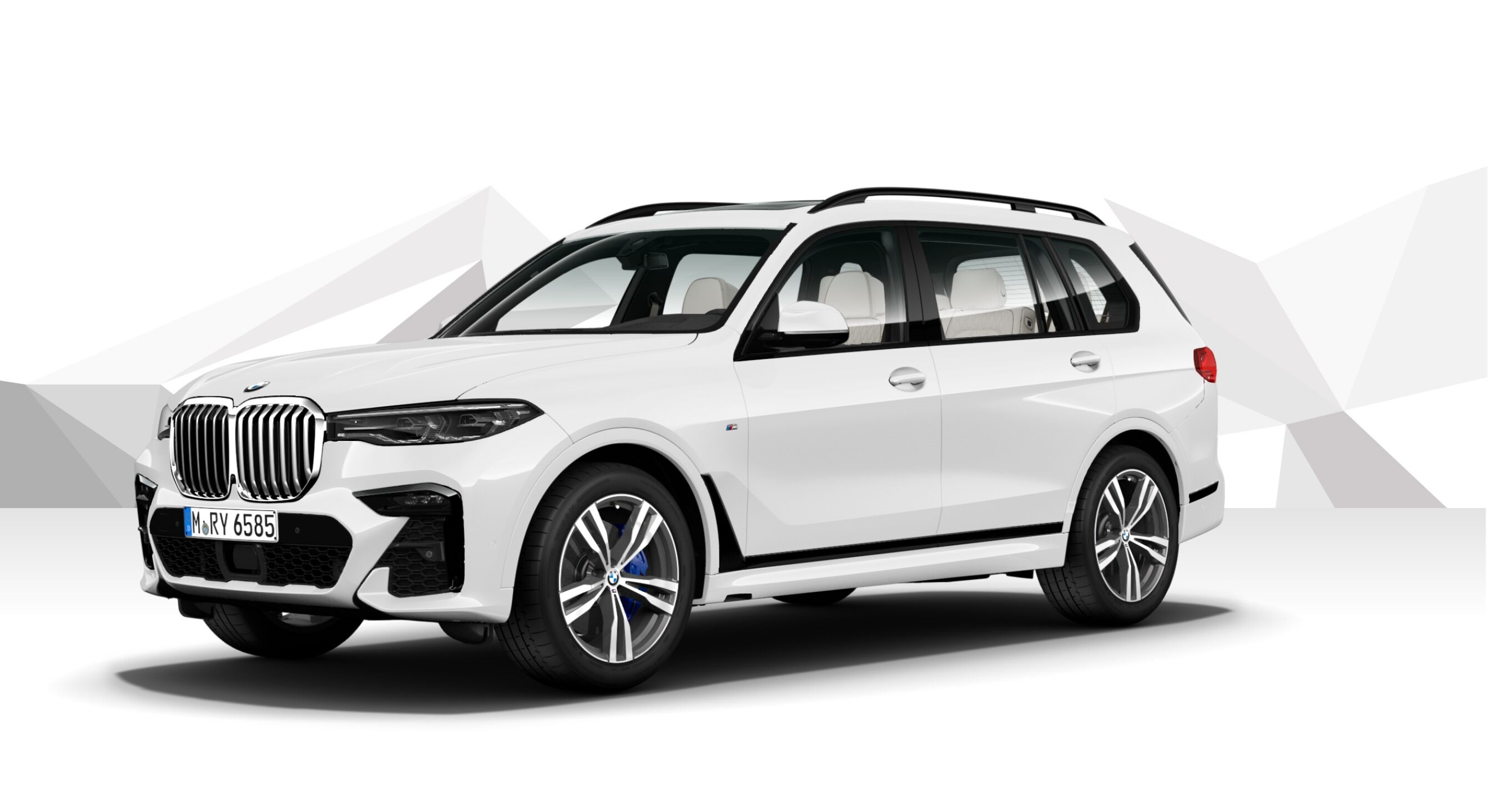 BMW BMW X7 xDrive30d M Sport (Including Optional Technology Pack)